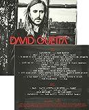 incl. Robin Schulz Remix (CD Album David Guetta, 18 Tracks)