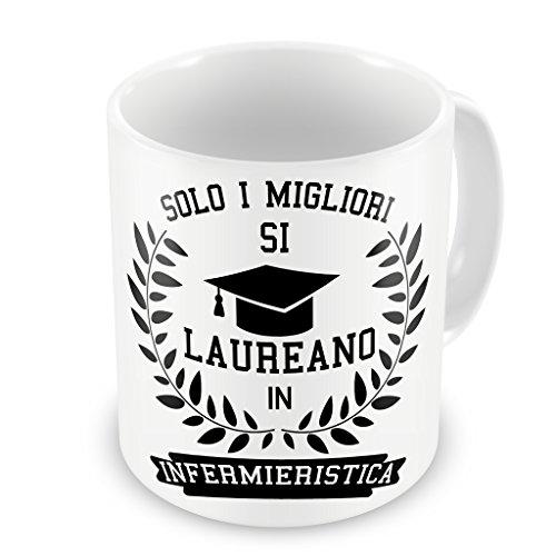 Image tazza mug laurea infermieristica università regalo laureato - eventi