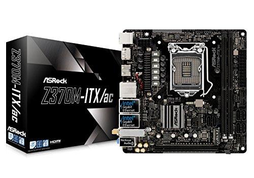 Asrock, CPU Z370M-ITX/ac