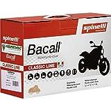 Spinelli Classic Line California Garage Pliable jusqu'à 250ccm avec disque–Gris