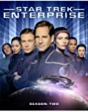 Star Trek: Enterprise - Season 2 [Blu-ray] [2002] [Region Free]