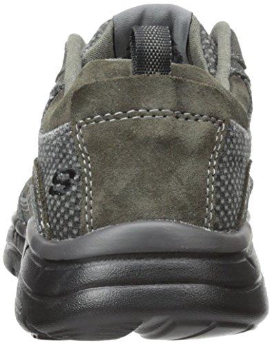 Skechers GlidesStatus Herren Sneakers Grau (Char)