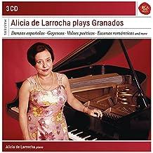 Alicia de Larrocha Plays Granados