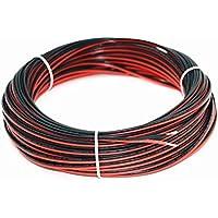 TUOFENG 22 AWG 25m 2 Pin Cable de extensión Cable de alambre para una sola tira de luz LED 3528 5050