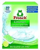 Frosch Limonen Geschirrspül-Tabs, 50 Stck.