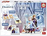 Educa Borrás-Frozen 2 Set de Juegos, Color Variado 18378