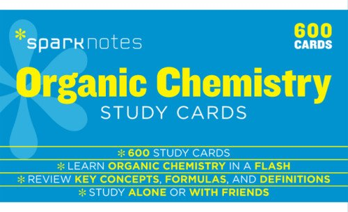 organic-chemistry-sparknotes-study-cards