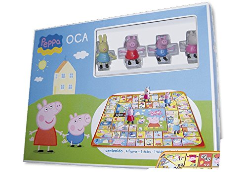 Peppa Pig - Juego de la oca (United Labels 811057)