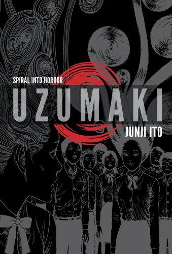 UZUMAKI 3-IN-1 DLX ED HC por Junji Ito