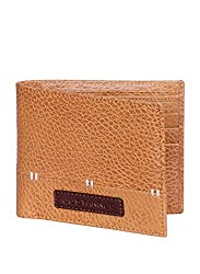 JUSTANNED Tan Mens Wallet (JTMW458-3)