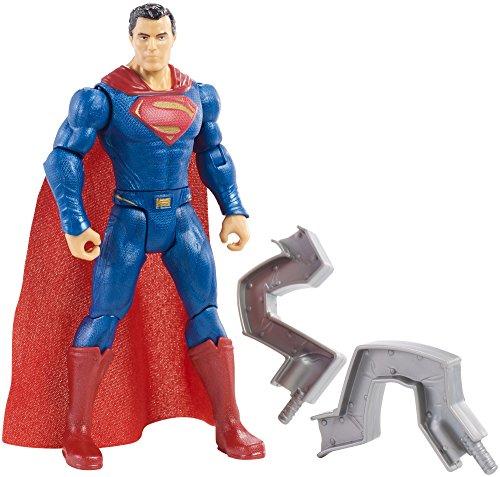 Justice League-Grundlegende Figur 15cm Superman Core-Anzug 0 Superman