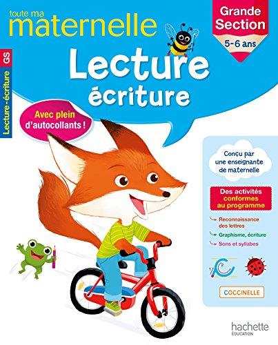 Toute Ma Maternelle - Lecture Écriture Grande Section par Caroline Marcel