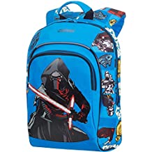 Disney New Wonder S+ Jr. Star Wars Saga Mochila Infantil, 11 Litros, Multicolor
