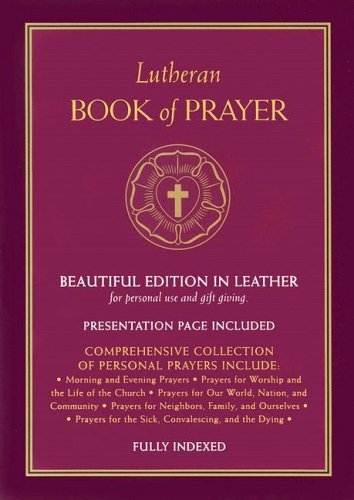 Lutheran Book of Prayer by Concordia Publishing House (2006-01-01)