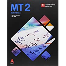 MT 2 (MATEMATICAS TECNOLOGICAS) BACH AULA 3D: 000001 - 9788468235844