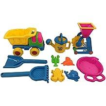 Set di giochi da spiaggia per bambini (10 pezzi)