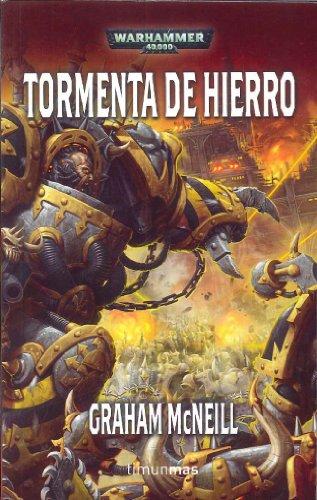 Tormenta de hierro (NO Warhammer 40000)