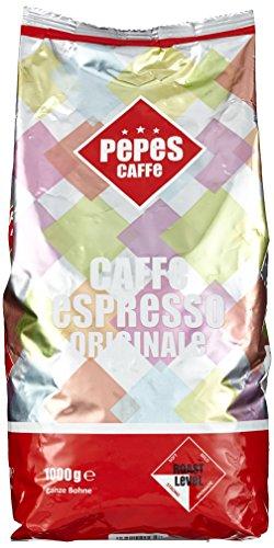 Pepes Caffè Espresso Originale, 2er Pack (2 x 1 kg)