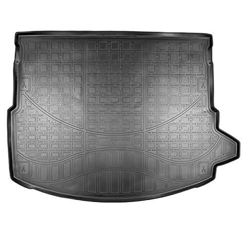 Sotra Auto Kofferraumschutz für den Land Rover Discovery Sport - Maßgeschneiderte antirutsch Kofferraumwanne für den sicheren Transport von Einkauf, Gepäck und Haustier