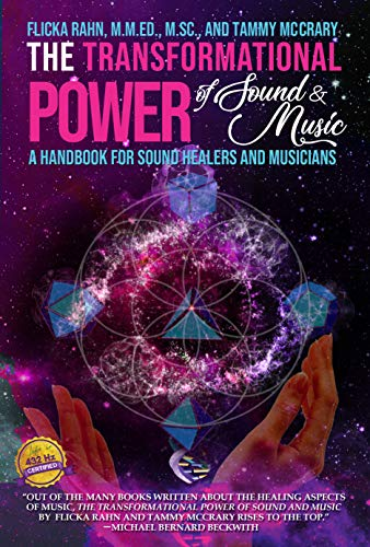 The Transformational Power of Sound and Music: A Handbook for Sound Healers and Musicians (English Edition) Bowl In Crystal