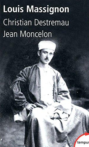 Louis Massignon par Jean MONCELON