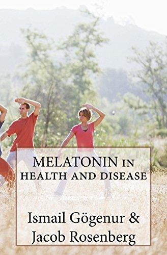 MELATONIN in health and disease (English Edition) de [Rosenberg, Jacob, Gögenur