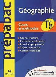 Géographie Tles L, ES, S : Cours et méthodes