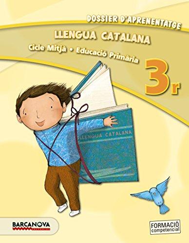 Llengua catalana 3r CM. Dossier d ' aprenentatge (ed. 2013) (Materials Educatius - Cicle Mitjà - Llengua Catalana) - 9788448931643