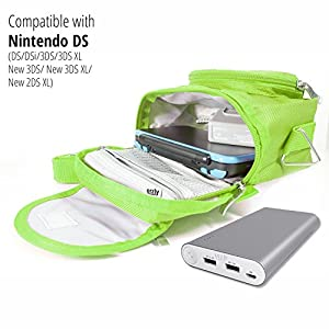 G-HUB - GAME & CONSOLE TRAVEL BAG for NINTENDO DS (Please Select Bag Color Below…)