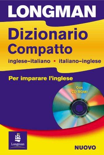 Dizionario compatto. Inglese italiano, italiano-inglese. Con CD-ROM