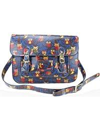 Miss Lulu Brand Vintage Designer Women Fashion Satchel Messenger Work School Bag