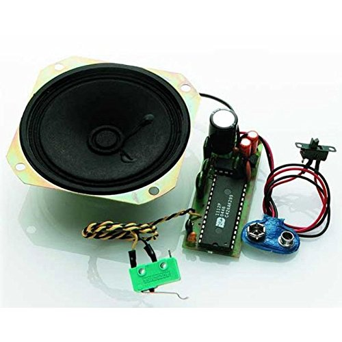 Soundmodul groß Benzin/Diesel-Motor mit Horn Horn