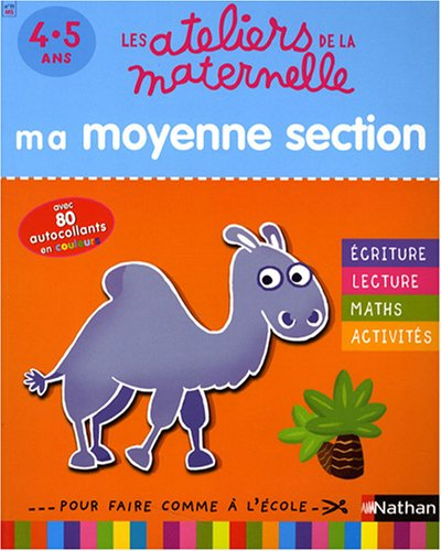 ATELIERS MATERNELLE MS