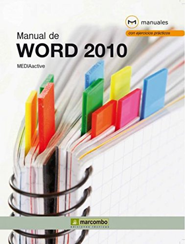 Manual de Word 2010 por MEDIAactive