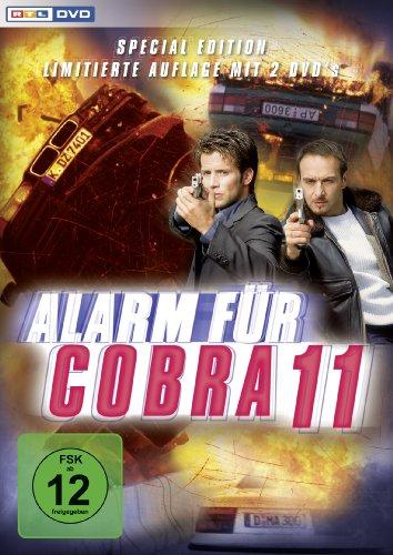Alarm für Cobra 11 - Special Edition, Vol. 1 (2 DVDs)