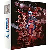 Mobile Suit Gundam the Origin I - IV Blu-Ray Collectors Edition