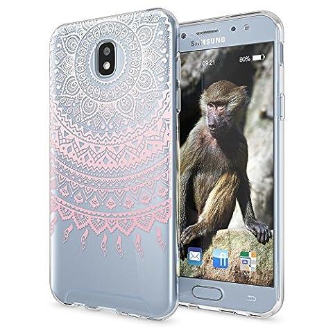 Samsung J 5 Telephone - Samsung Galaxy J5 2017 (EU-Model) Coque Protection