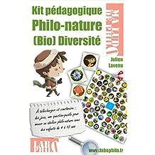 Kit pédagogique Philo-nature: La (bio) diversité