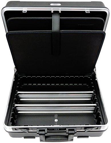Famex 619-09 Werkzeug Komplettset High-End Qualität in ABS Schalenkoffer 32 L mit 173-teiligem Steckschlüsselsatz - 4