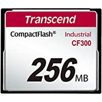 TRANSCEND 256MB CF CARD 300X UDMA5 TYPE I INDUSTRIE