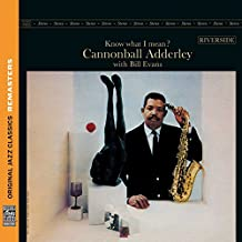 Original Jazz Classics Remasters: Know What I Mean?