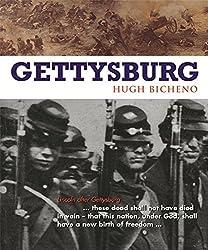 Gettysburg by Hugh Bicheno (2002-03-05)
