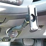 Leistung Schwanenhals Auto-Zigarettenanzünder Lade Arm für Garmin Oregon 200 300 400T 450 450t 550 500T 600 600t 650 650t (SKU 20549)