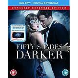 Fifty Shades Darker Unmasked Edition BD + Digital Copy
