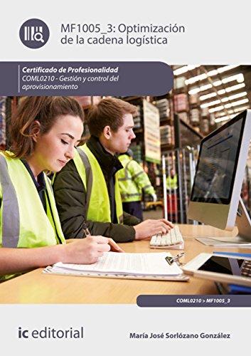 Optimización de la cadena logística. COML0210 por María José Sorlózano González