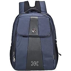 KILLER Polyester 39 Ltr Blue Laptop Backpacks