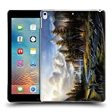 Head Case Designs Offizielle Chuck Black Wild Amerika Ladschaft Ruckseite Hülle für iPad Pro 10.5 (2017)