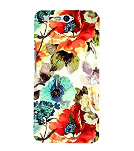 Abstract Painting 3D Hard Polycarbonate Designer Back Case Cover for In Focus M812 :: InFocus M 812