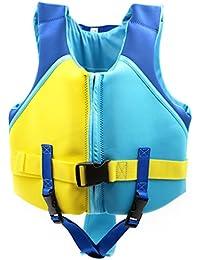 Chaleco/chaqueta de natación Chaleco flotador para niños Chaleco salvavidas