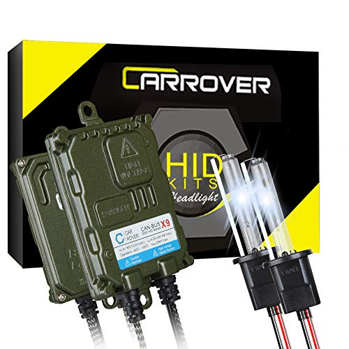 Kit 55w 12v Canbus 6000k Xenon Hid Car H1 Ampoule Rover De Phare b7gYf6yv
